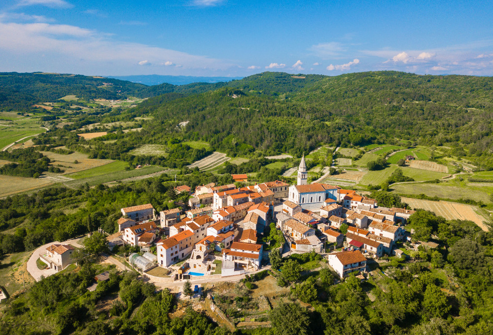 A Discovery of Istria's hidden treasures