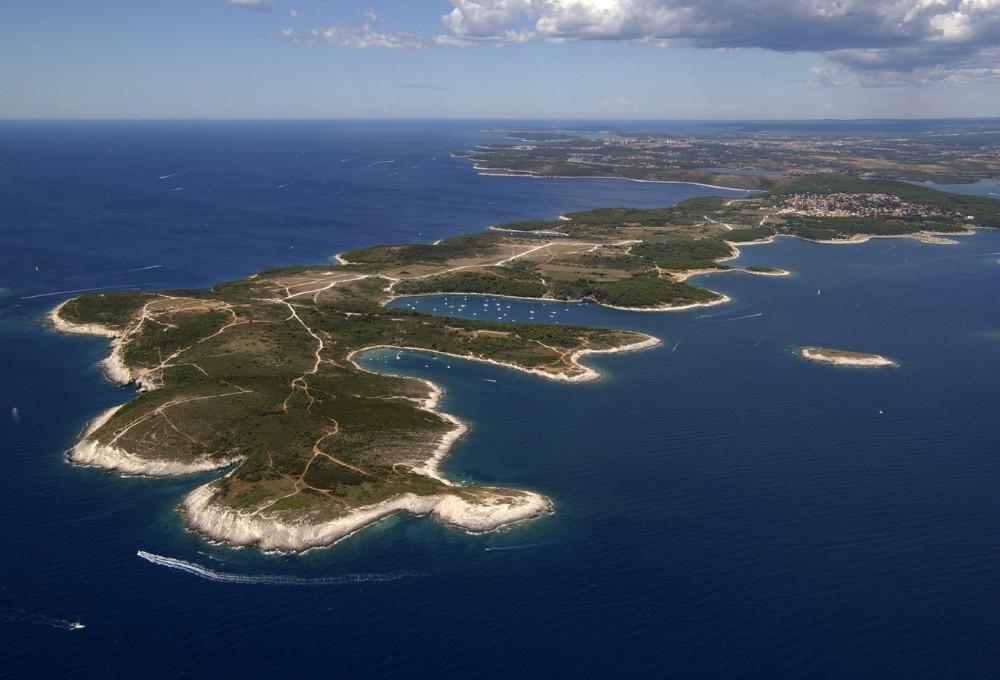 Discovery of the Kamenijak archipelago