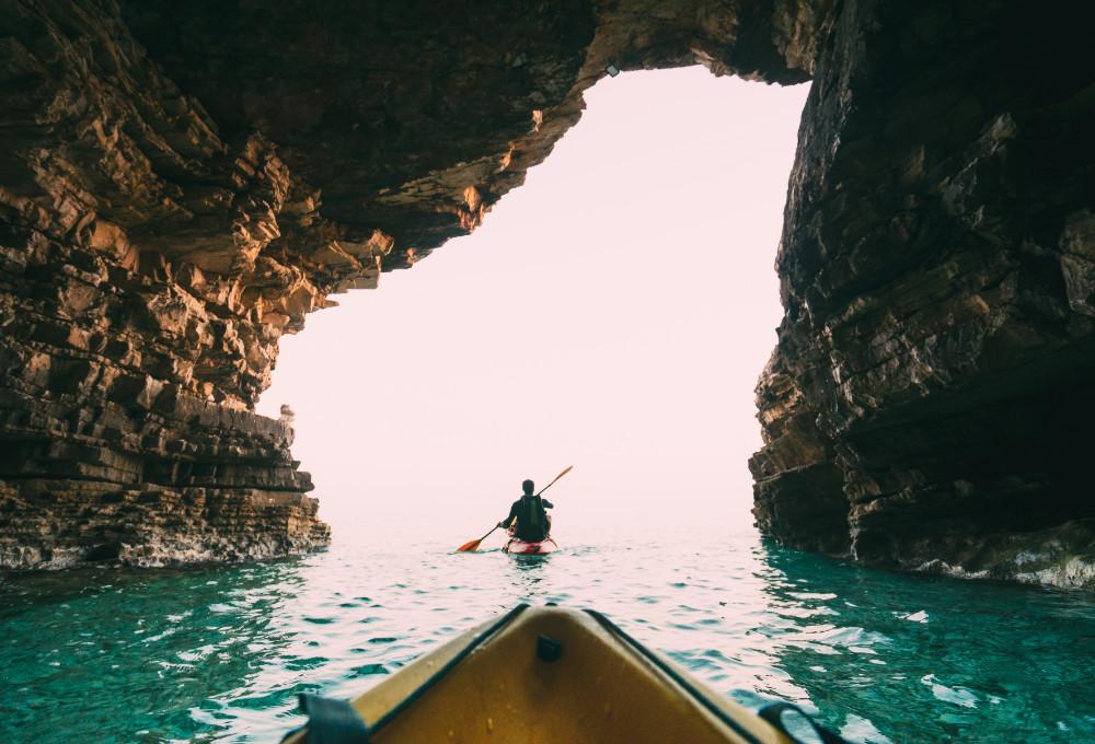 Bike and kayak Adventure